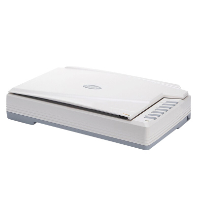方正(Founder)Z2400扫描仪 A3大幅面快速平板式扫描仪 黑色