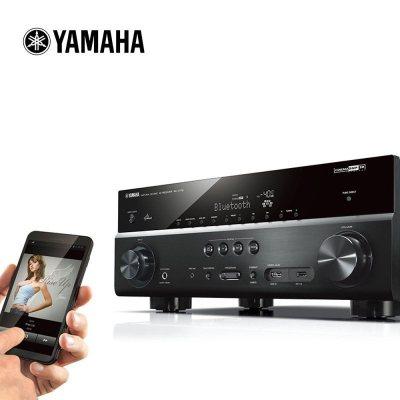 Yamaha/雅馬哈 RX-V779 7.2家庭影院系統功放 藍牙wifi 黑色