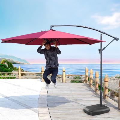 京好 太陽傘戶外庭院遮陽傘 擺攤釣魚陽臺天臺大型室外花園大雨防紫外線傘可印刷廣告E13