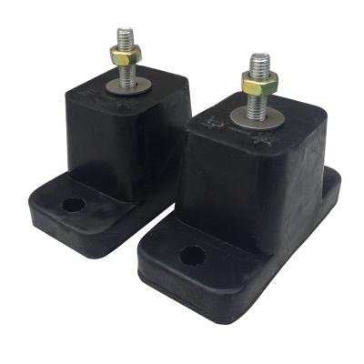 幫客材配 冰一點 1-3P空調外機 減震膠墊 平臺支架 單價17.8元/付 40付起售 彩盒包裝 一套四個
