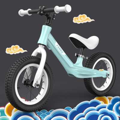 儿童平衡车无脚踏1-2-3-6岁宝宝滑步车小孩滑行车幼儿学步自行车