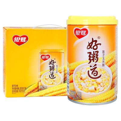 銀鷺八寶粥 好粥道蓮子玉米八寶粥 280g*12罐/箱