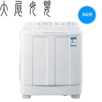9公斤半全自動洗衣機家用小型雙缸雙桶雙筒迷你大容量10宿舍8
