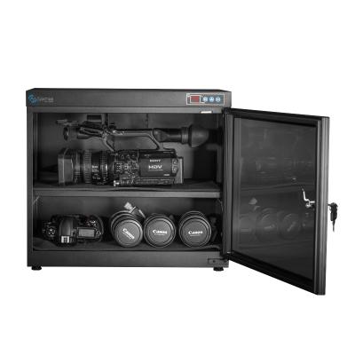 納博士CDD-90防潮箱 95升 95L單反干燥箱相機大號攝影機除濕防潮箱鏡頭橫向 專業攝像機防潮箱