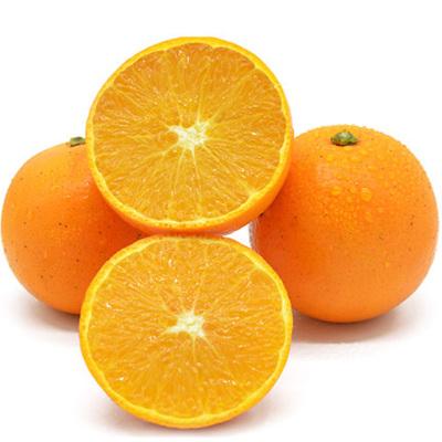 湖南冰糖橙 2.5斤净重 新鲜水果 新鲜橙子迷你冰糖橙柑橘橙子夏手剥脐橙桔 青孖集水果