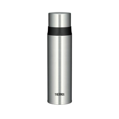 【金屬風采】THERMOS膳魔師 超輕不銹鋼真空保溫保冷杯 500毫升 FFM-500 銀色
