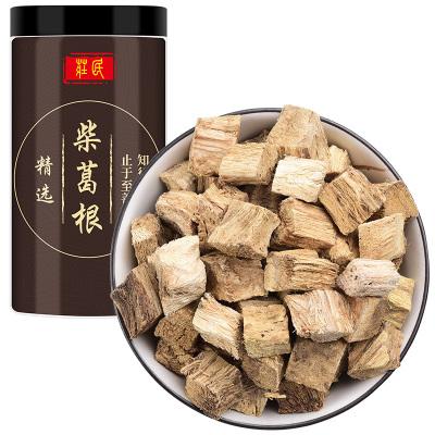 莊民(zhuangmin)柴葛根100g/罐 顆顆精選葛根粒 酒后茶 正品柴葛根片老柴葛