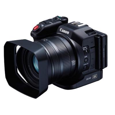 佳能(Canon) XC10 专业4K新概念数码摄像机 约829万像素 3英寸屏