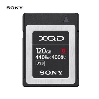 SONY/索尼 120G XQD卡 尼康D850 Z6 Z7相機內存卡 120G 440M/s 相機/攝像機專業存儲卡