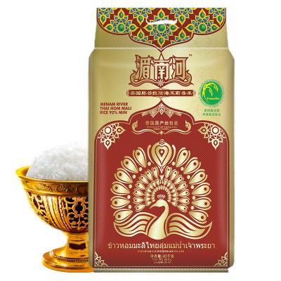 湄南河泰国豚谷拉隆海茉莉香米10KG/袋装 原装进口泰国香米 非有机
