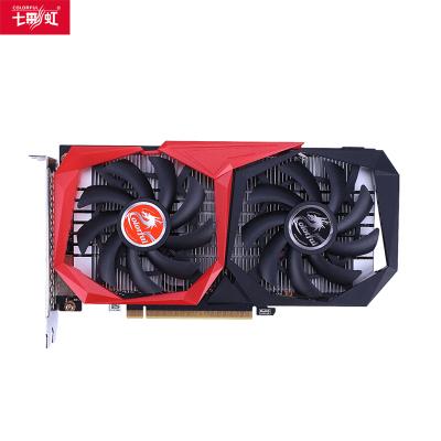 七彩虹(Colorful)战斧 GeForce GTX 1650 SUPER 4G GDDR6台式电脑游戏显卡