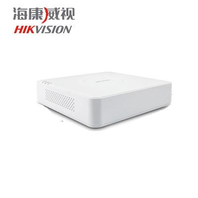 ??低暰W絡8路NVR數字高清硬盤錄像機DS-7108N-F1 手機監控主機 不含硬盤
