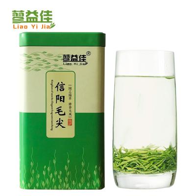 绿茶 信阳毛尖 茶叶 春茶250克 新茶 蓼益佳盒装一级毛尖茶