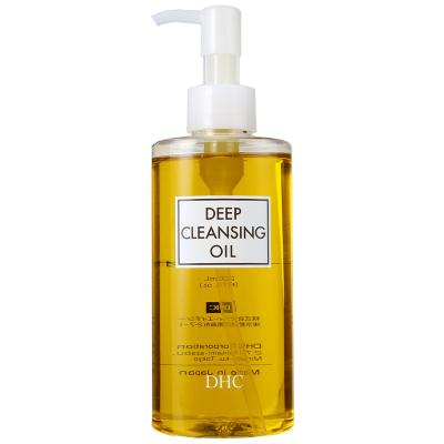 DHC蝶翠诗橄榄卸妆油200ml(卸妆 去角质 深层清洁 温和卸妆) 苏宁自营 正品保障