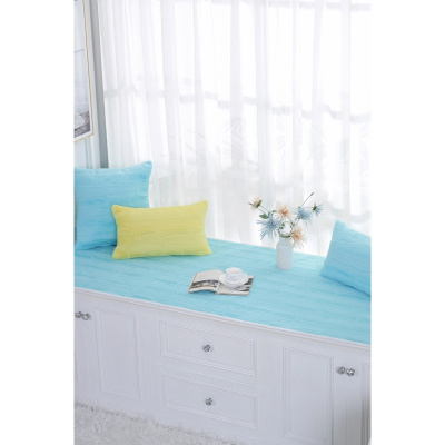 毛絨飄窗墊防滑臥室榻榻米墊陽臺墊窗臺飄窗墊毯裝飾定做可機洗