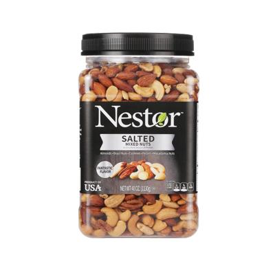Nestor 乐事多 盐焗混合坚果1130g 进口坚果 进口零食 炒货坚果礼盒