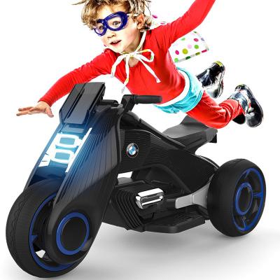 【品質優選】兒童電動車寶寶摩托車三輪車汽車卡丁車小孩玩具男女寶寶電瓶雙驅動童車大號可坐人生日禮物