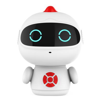 lieve智能機器人家庭教育早教機教育機器人陪伴兒童故事機聊天學習機互動wifi連接語音對話同步教材學習