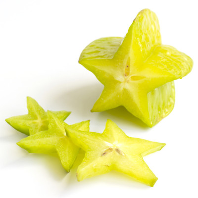 杨桃 星星杨桃 现摘现发 新鲜时令水果 当季阳桃 酸甜多汁 2.5KG(5斤)