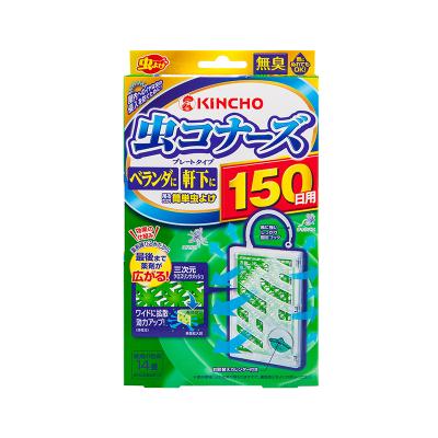 金鳥(KINCHO) 金鳥 蚊不來防蚊網 門窗 驅蚊防蚊貼 無味 150天