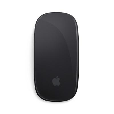 【二手99成新】Apple Keyboard magic mouse蘋果 鼠標 鍵盤 二代妙控鼠標(充電版)黑色