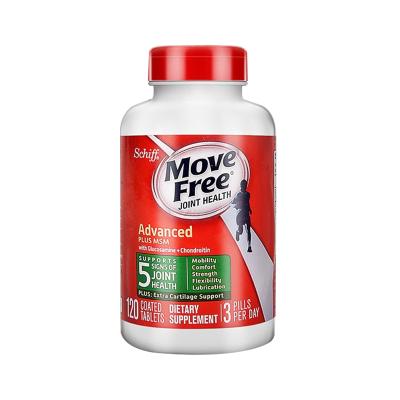 【袁姍姍力薦】Schiff 旭福 Movefree 維骨力氨糖軟骨素片 貝類提取物 綠瓶 120粒/瓶
