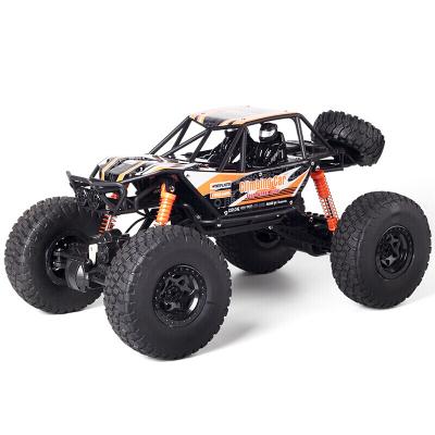 美致模型(MZ)??爻?48cm大脚攀爬车高速四驱越野赛车 超大号礼盒汽车模型(双电版)钻石橙2837S
