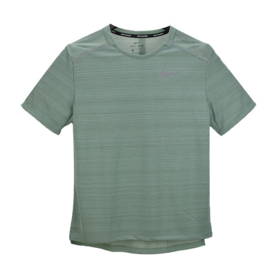 耐克男裝透氣速干T恤跑步運動訓練健身短袖 AJ7566-352