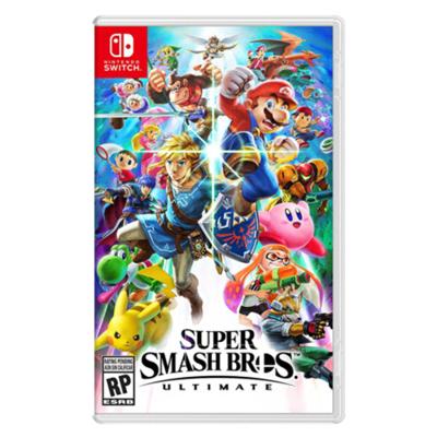 任天堂(Nintendo) Switch NS 家用游戏主机游戏卡带 任天堂明星大乱斗 中文