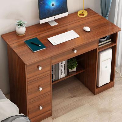 电脑桌台式桌家用简约单人小型学生书桌写字桌现代古达办公桌卧室桌子