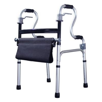 高博士(GAO BO SHI)助行拐杖四腳老人助步器適用人群成人多功能輕便殘疾人輔助行走器 帶坐墊