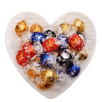 瑞士蓮進口巧克力Lindt瑞士蓮軟心牛奶巧克力散裝結婚喜糖500g