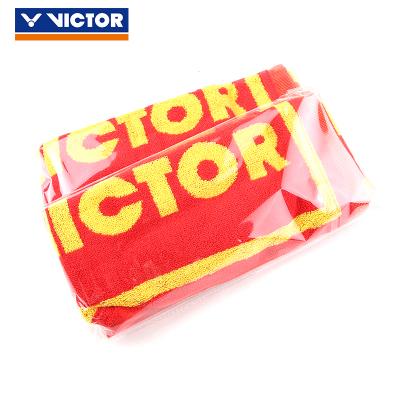 VICTOR威克多 棉吸汗毛巾运动毛巾 TW183 运动毛巾