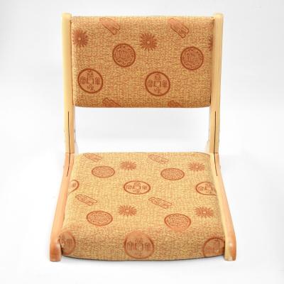 苏宁放心购榻榻米实木日式和室椅无腿椅靠背地板椅折叠椅(2把江浙沪) 款式D 组装雅逸新款
