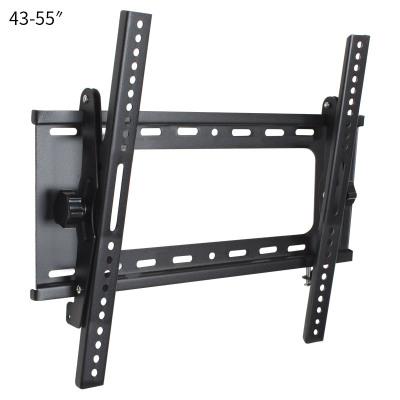 帮客材配 三策(HILLPORT)42-55英寸电视挂架通用可调仰俯支架C55 5套/箱 整箱起售 免费快递送货