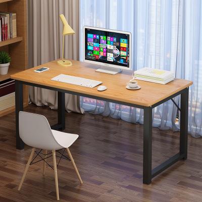 海旭成電腦桌臺式家用書桌經濟現代桌子臥室寫字臺學生學習桌辦公桌