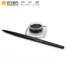 美宝莲(Maybelline)晴采造型持久魅影眼线膏 黑色2.5g