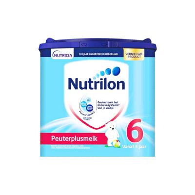 6罐裝|Nutrilon 荷蘭牛欄 6段 標準配方嬰兒奶粉400g 荷蘭本土進口 免郵包稅 3歲以上