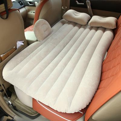 歐因充氣床升級款加厚植絨充氣床 分體 車中床車載旅行床車中床SUV充氣床墊