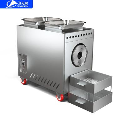 飞天鼠(FTIANSHU) 炒板栗机炒货机商用炒花生炒瓜子糖炒栗子机15型电热