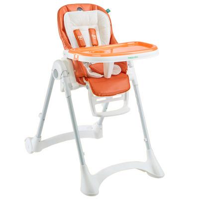 HD小龙哈彼婴儿多功能可坐可躺餐椅宝宝餐椅儿童座椅吃饭宝宝椅子L Y609