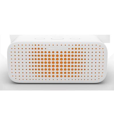 天貓精靈 方糖R智能音箱 無線藍牙音響音箱 語音助手 送禮甄選 白色