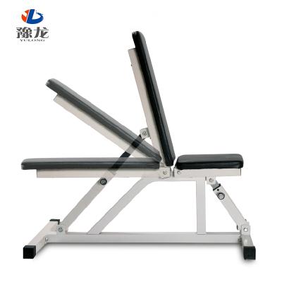 因樂思(YINLESI)自由深蹲架框式龍架力量訓練器材男女臥推架杠鈴架專業健身房健身器材家用半框
