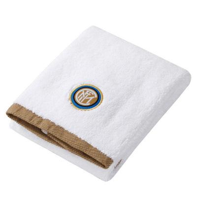 国际米兰俱乐部官方新品运动大毛巾洗脸家用成人擦脸巾全棉吸水加厚毛巾