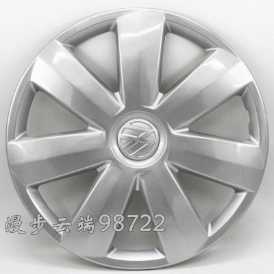 适用于2013-17年新桑塔纳 轮毂盖 轮胎装饰盖轮帽车轮毂罩 原厂件 4只价格