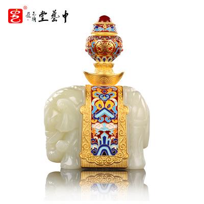 中藝盛嘉 宮廷玉器 太和寶象 和田玉青白玉版