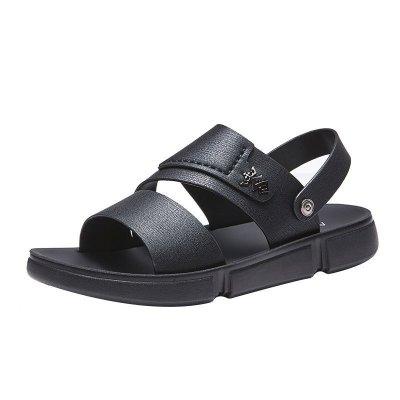 奥康男凉鞋新款夏季休闲透气运动凉拖鞋男韩版潮流沙滩鞋子男