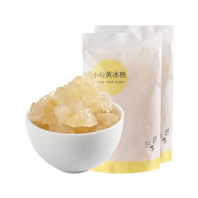 盛耳 冰糖400g*2黃冰糖老冰糖小粒土冰糖黃糖塊非散裝白糖白砂糖