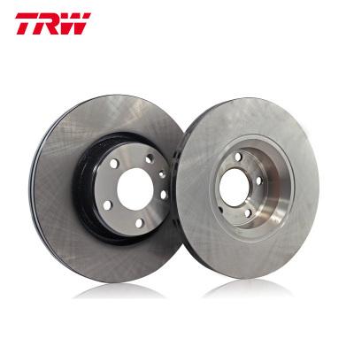 天合(TRW)前刹车盘DF4465适用于15款??怂?1.0T/1.5T/1.6L