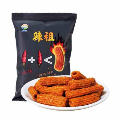 韩国进口九日牌 辣祖年糕条休闲膨化打糕条100g
